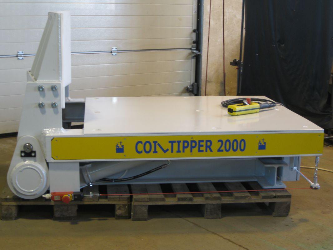 Coiltripper 2000 Tekercsbillentő
