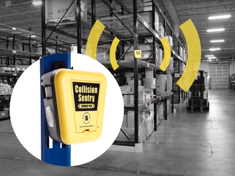 Ipari pódium - A raktárépület belmagasságának optimális kihasználására